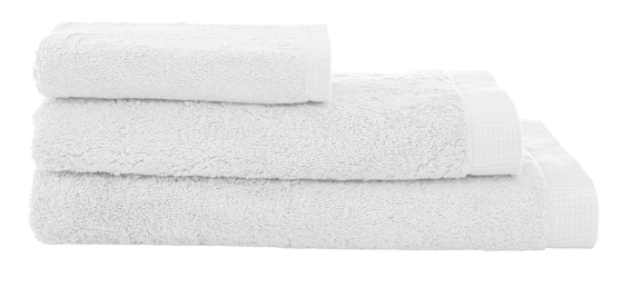 Rattigan Towel - White